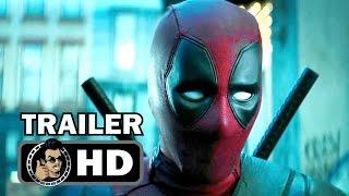 DEADPOOL 2 Teaser Trailer (2018) | Hollywood Movies 2017 | Hollywood Movies 2018
