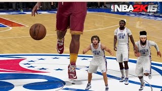 Can I Win a Championship with TINY Players and FUNNY Jump Shots??? NBA 2k16 Challenge