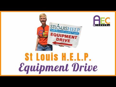 St. Louis HELP Equipment Drive