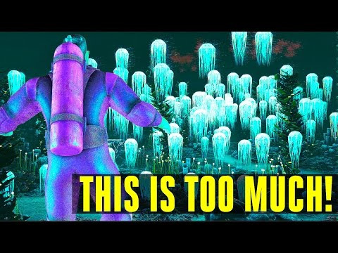 DO NOT GO IN THE OCEAN!!! JELLYFISH INFESTED!! Everything you need to know! Ark Survival Evolved 253
