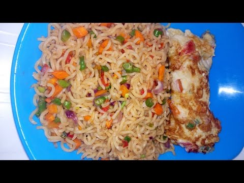 Easy Fried Instant Noodles Recipe: How To Prepare fry Noodles