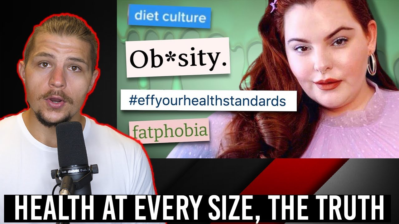 """The Toxic World of Tess Holliday and """"Health at Every Size"""""""