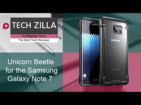 Supcase Unicorn Beetle Case for the Samsung Galaxy Note 7