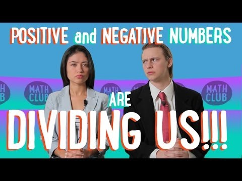 Dividing Positive and Negative Numbers | The News | PBSMathClub