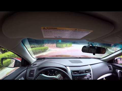 Driving Down Lombard Street San Francisco