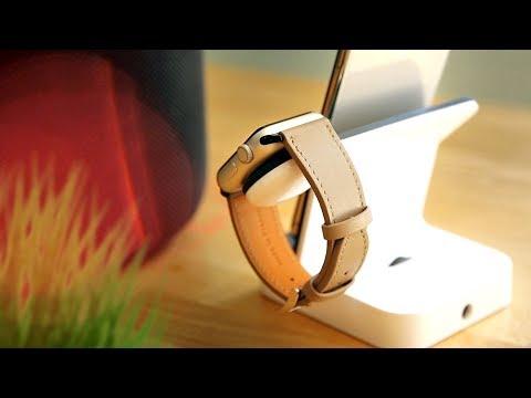 Noreve Saint Tropéz Strap for Apple Watch Unboxing & Hands On [CoM Watch Store]
