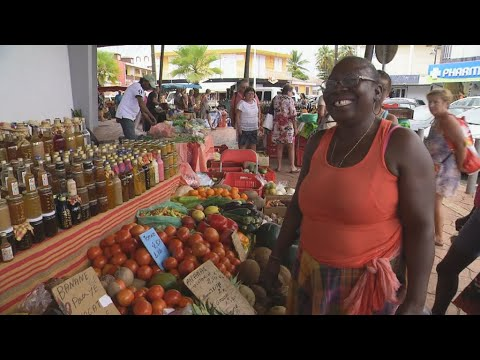 Sugar and spice: The flavours of the French Caribbean