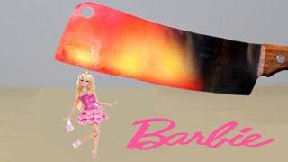 1000 Degree Meat Chopper Vs Barbie Doll Live
