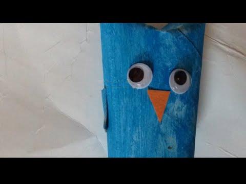 How to make a owl