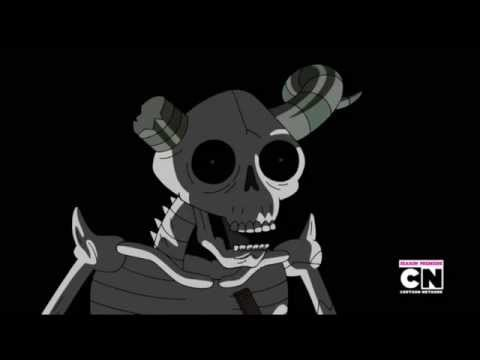 Fall - The Lich's Speech - Adventure Time
