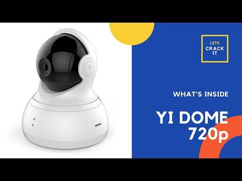 yi dome 720p whats inside