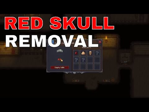 Graveyard keeper autopsy tips -  How do I remove those red skulls