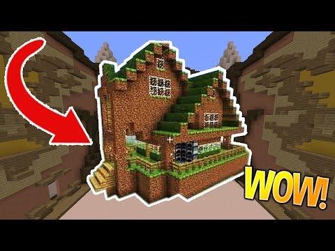 ONLY DIRT CHALLENGE! (Minecraft Build Battle)