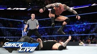 Randy Orton vs. Baron Corbin: SmackDown LIVE, March 21, 2017