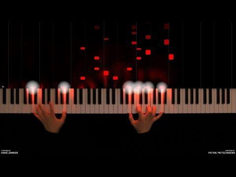 The Da Vinci Code - Chevaliers De Sangreal (Piano Version) + Sheet Music