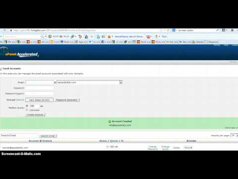 How To Create Your Own Email Address In Hostgator