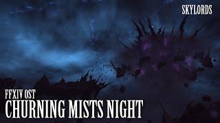FFXIV OST Dravanian Forelands Night Theme ( Painted Skies