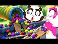 London Bridge Is Falling Down Panda Bo Nursery Rhymes amp Songs For Kids