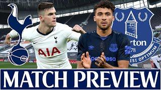 Can We Respond?   Tottenham Hotspur Vs Everton [MATCH PREVIEW]