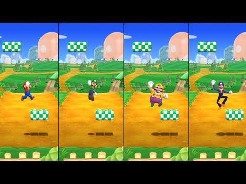 Mario Party 9 - Garden Battle (Master Difficulty)