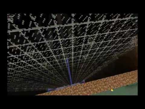 Myth's Mk1 40,000 items per hour piston mob grinder for Minecraft 1.9beta5