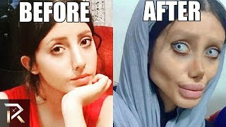 People Who Went Too Far To Look Like Celebs