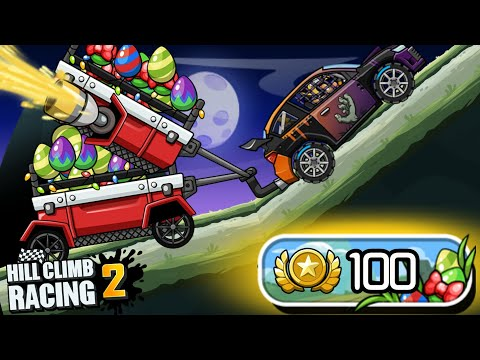Hill Climb Racing 2 New Easter Event | Gameplay