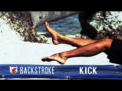Swimisodes - Backstroke Kick