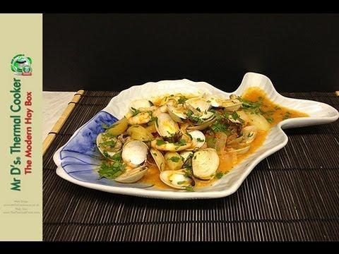 Portuguese Fish Stew Recipe by Mr D