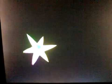 Windows XP common screen saver