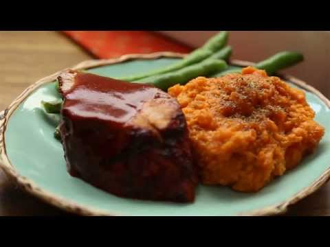 How to Make Mashed Sweet Potatoes | Sweet Potato Recipes | Allrecipes.com