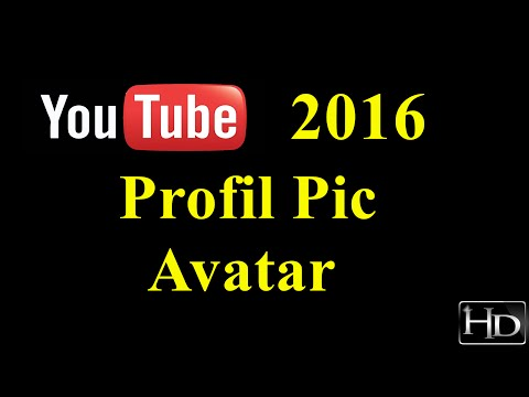 How To Change Your YouTube Profile/Avatar Picture 2016 - WORKS
