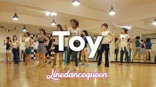 Toy Line Dance (high Beginner) Elad Shtamer