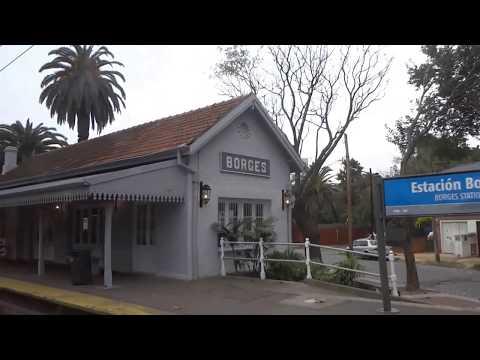 Buenos Aires(Argentina) - Trem Retiro/Tigre/Retiro + Trem de la Costa