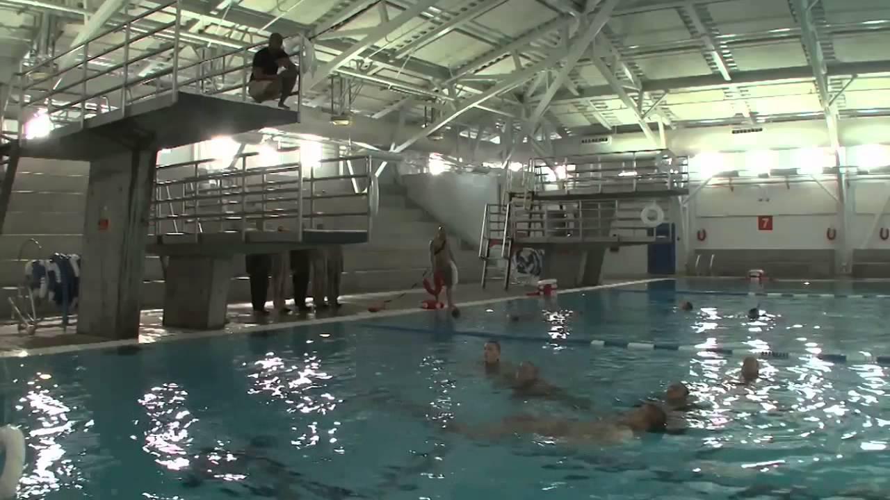 Marine Corps Recruit Swim Qualification - San Diego