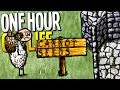 ANGRY GRANDPA TEACHES KIDS THE LAWS OF HIS CITY - One Hour One Life Gameplay