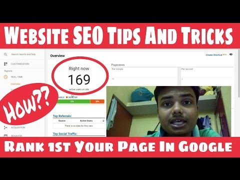 Rank Post in google search engine || Tips and tricks to boost website (#Episode-1)