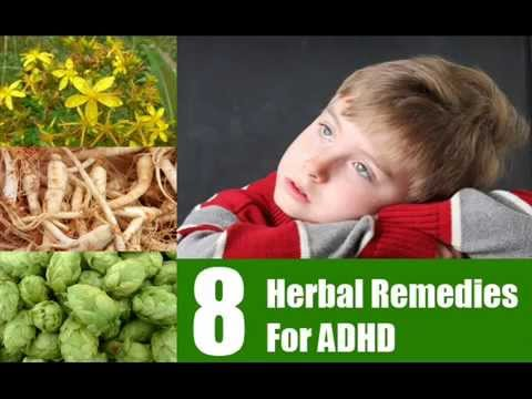 8 Herbal Remedies For ADHD