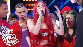 Justina Valentine Leaves Nene Leakes Stumped 😩 Wild 'N Out | #Wildstyle