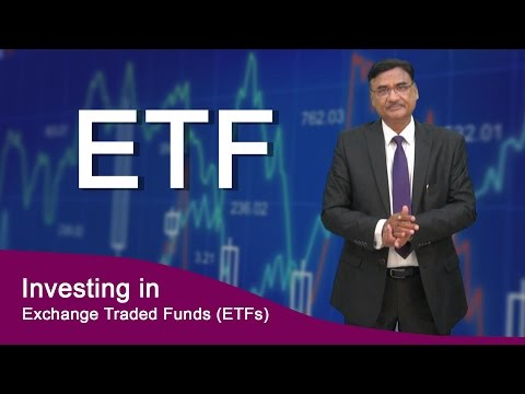 Investing in ETF (Exchange traded fund)