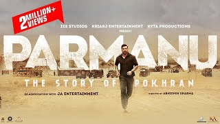 Parmanu: The Story of Pokhran Bollywood Movie Promotion Video   John Abraham,Diana Penty Event Video