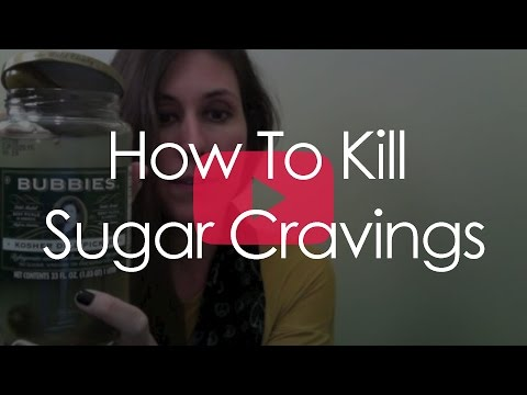 How To Kill A Sugar Craving In Seconds