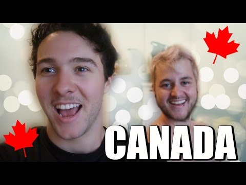 I MOVED TO CANADA (With Chase Ross)