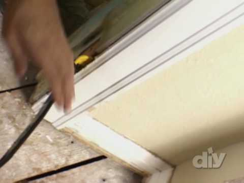 Door Frame and Jamb Removal-DIY