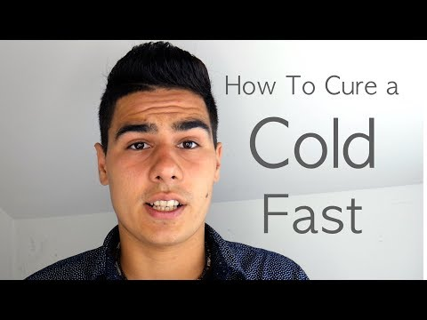 How to Cure a Cold Fast in 24 hrs