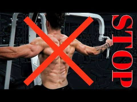 Best Tip To Build Rear Delts (STOP THIS!)
