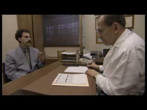 Borat Goes to Doctor