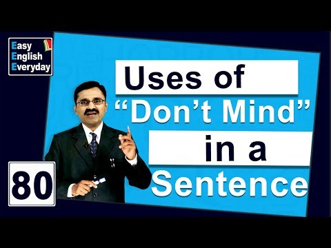 """Simple Spoken English tips 
