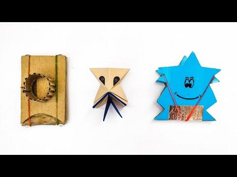 3 Life Hacks or DIY Toys !!!