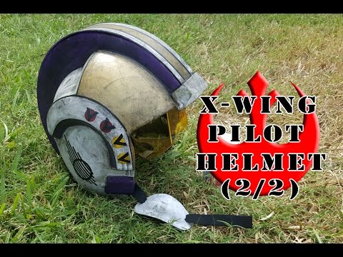 X-Wing Pilot Helmet - Star Wars: Rebel Alliance